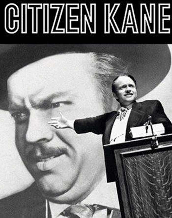 citizen kane sets and editing analyst