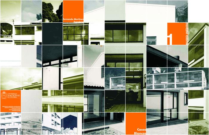 Casas blancas arquitectura de los a os 50 unimedios for Estudios de arquitectura bogota