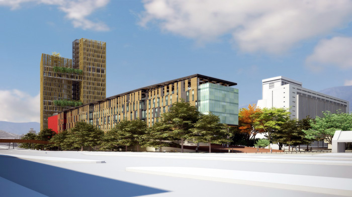 Facultad de arquitectura realiza asesor a de la for Decano dela facultad de arquitectura