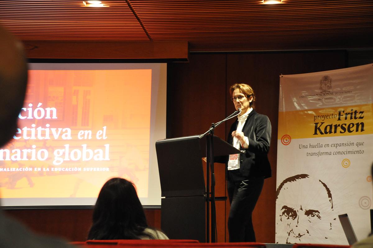Con proyecto Fritz Karsen, la U.N. forma ciudadanos del mundo