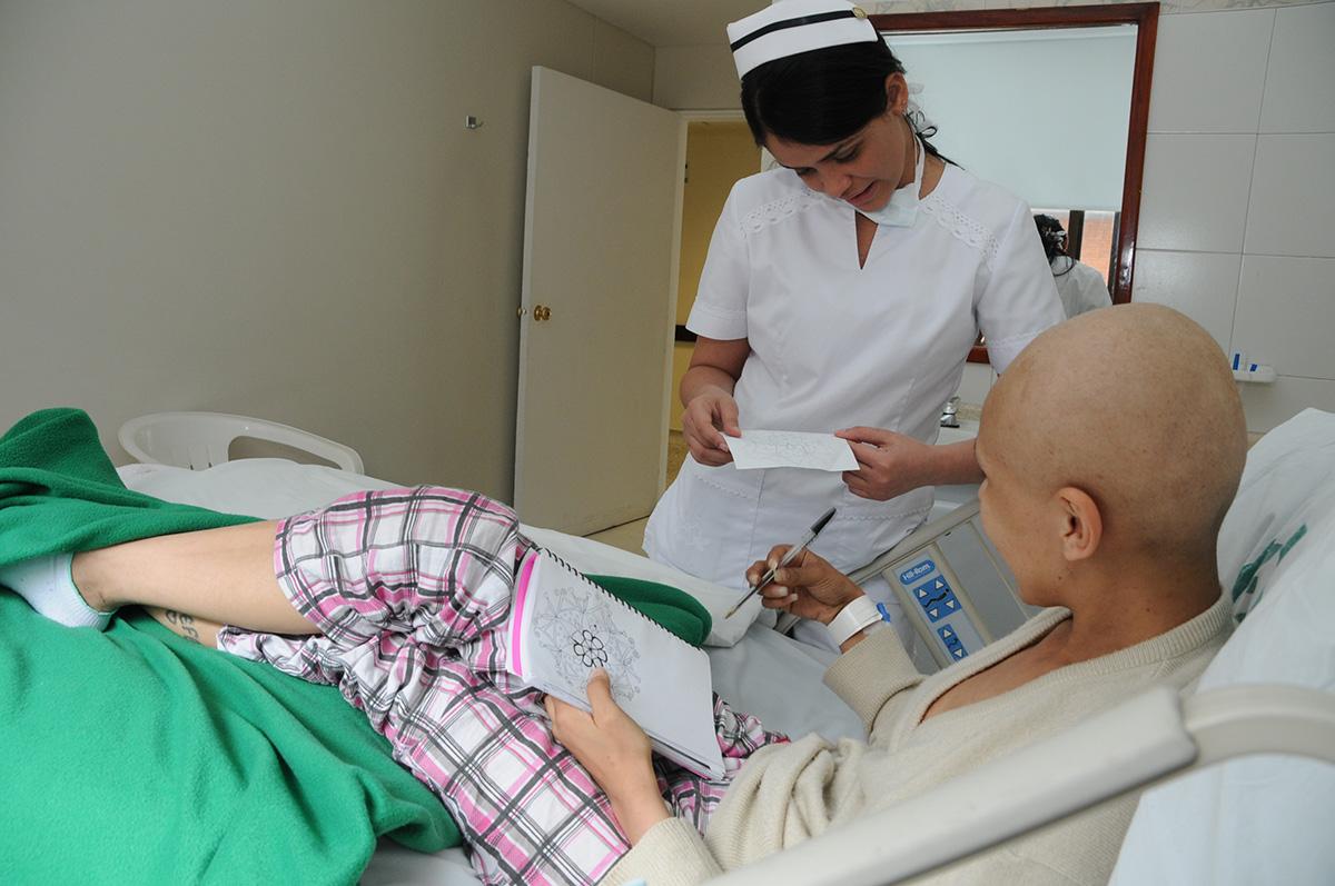 El país no cuenta con datos claros de los pacientes con cáncer.