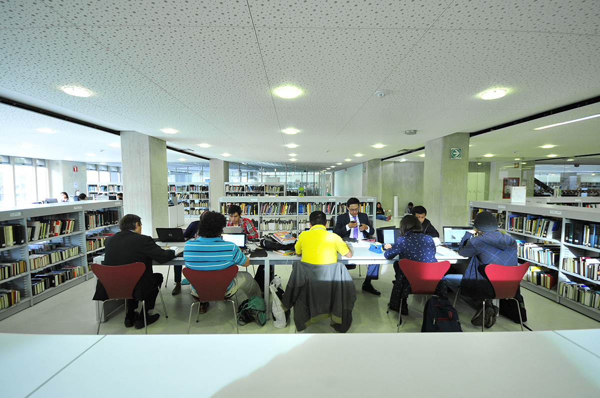 La U.N. es la primera institución de educación superior en el <i>ranking.</i>
