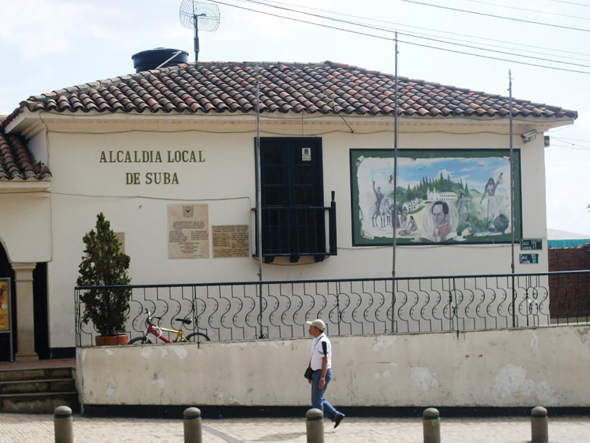 Suba es una de las localidades en las que será designado un nuevo alcalde local.