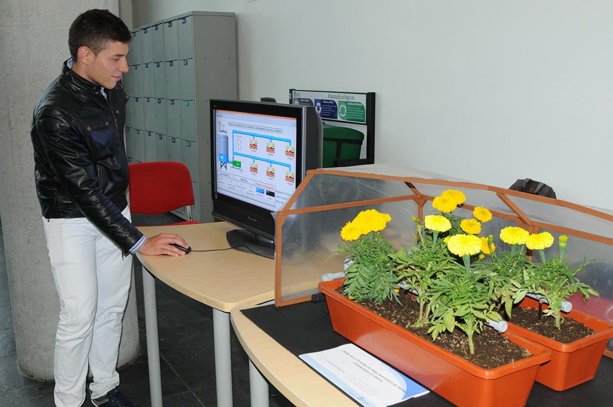 Sistema autom tico riega plantas ornamentales en viveros for Viveros forestales en colombia