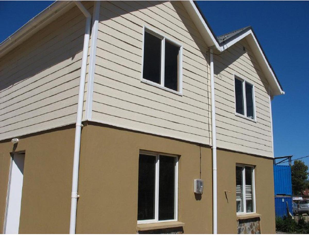 Revestimientos exteriores controladores t rmicos en casas for Revestimientos para exteriores