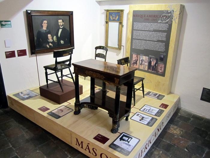 Muebles y objetos de la historia emancipadora - UNIMEDIOS ...