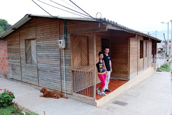 Agencia de noticias detalle for Viviendas en madera
