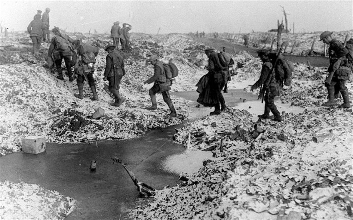 Acontecimientos de la Primera Guerra Mundial