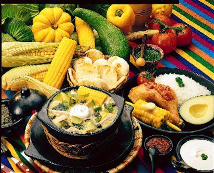 gastronom a colombiana a la orden de los comensales