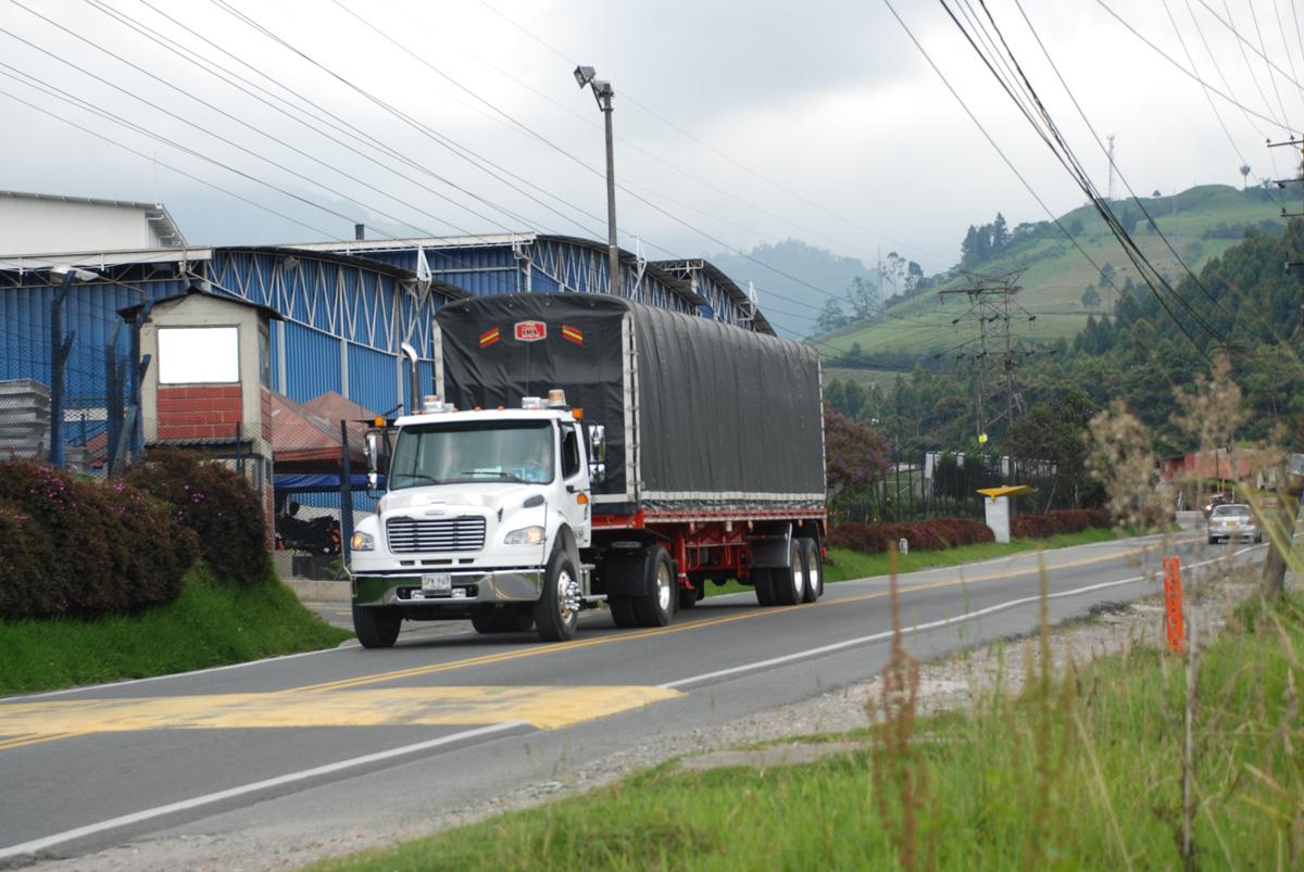 Empresas no miden costos en transporte de carga for Empresas de transporte en tenerife